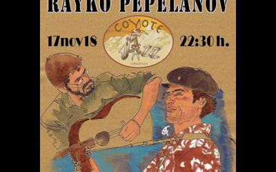 Jonathan Colombo + Rayko Pepelanov