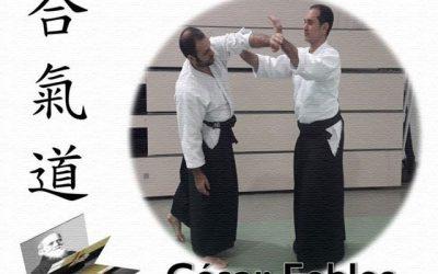 Encuentro de Aikido con César Febles.