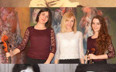 """Concierto: """"Mujeres Compositoras"""""""