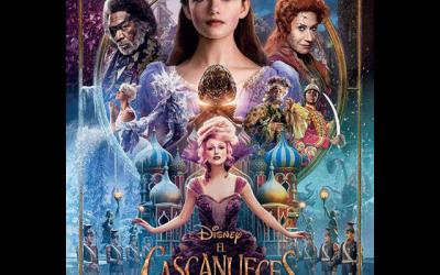 """Cine: """"El Cascanueces y los Cuatro Reinos"""""""