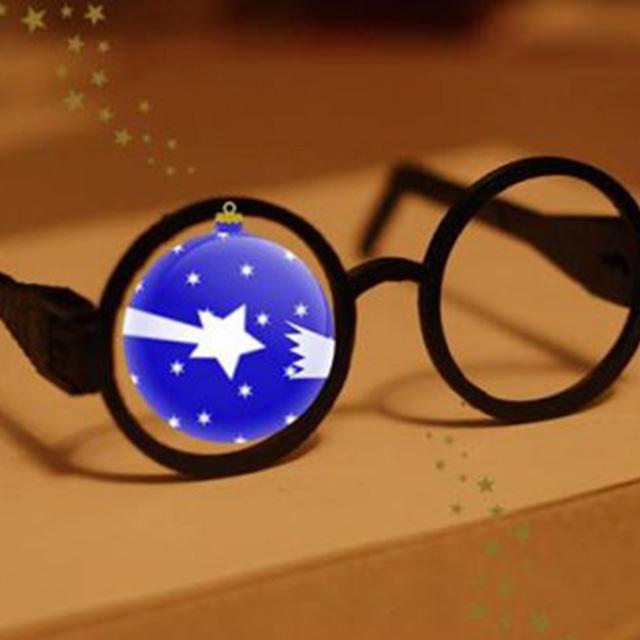 """Taller de adornos navideños: """"Harry Potter"""""""