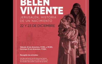 Belén Viviente de Manzanares El Real.