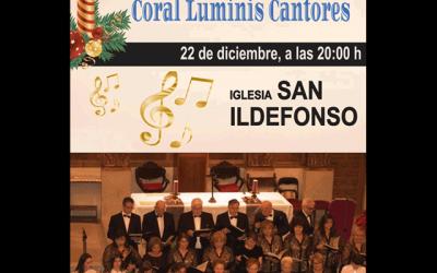 Concierto de Navidad: Coral Luminis Cantores.