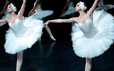 """Ballet de Moscú: """"El Lago de los Cisnes"""""""