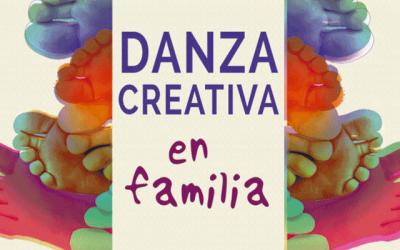 Taller: Danza Creativa en familia.