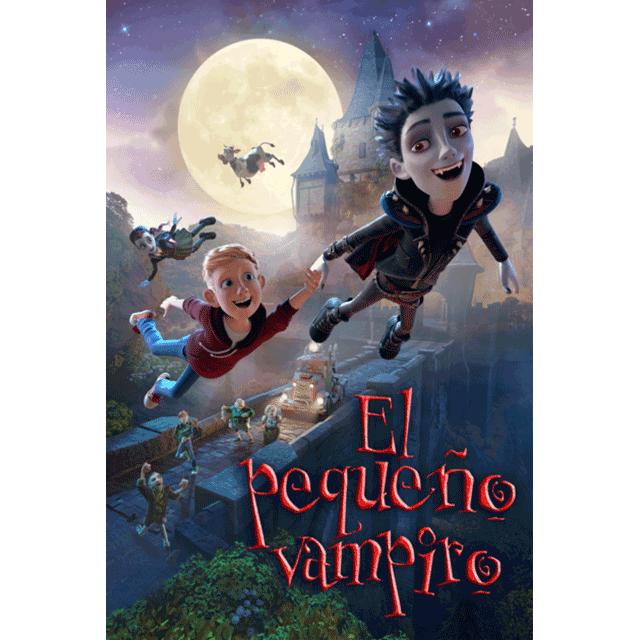 """Cine: """"El pequeño vampiro"""""""