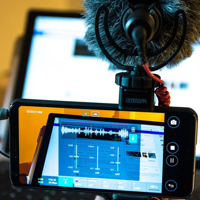 Curso: Aprende a hacer un cortometraje con el móvil.