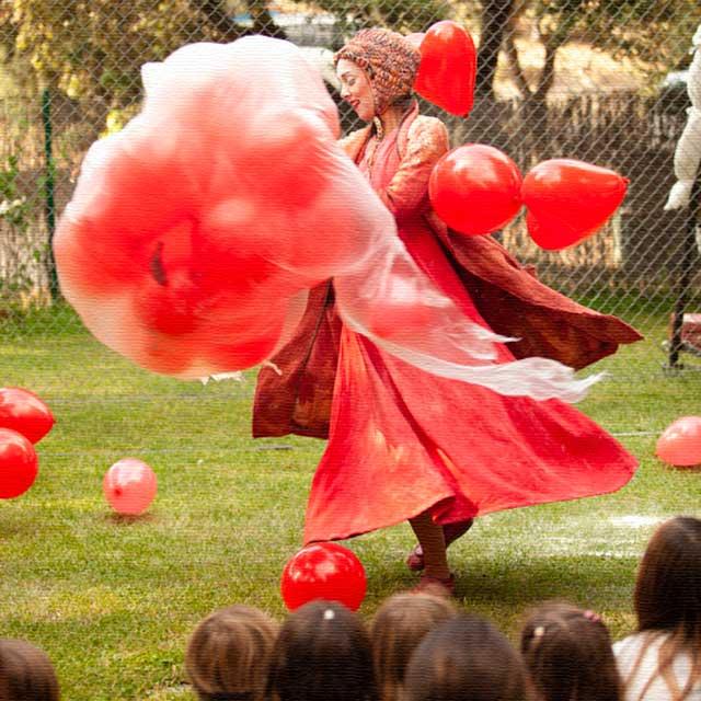 """Mireia Miracle: """"Rojo"""""""