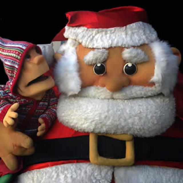 """Títeres: """"Una historia en Navidad"""""""