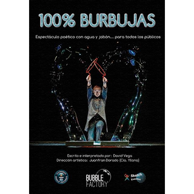 """100% Burbujas"""