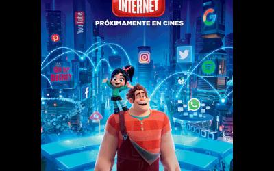 "Autocine de verano: ""Ralph rompe Internet"""