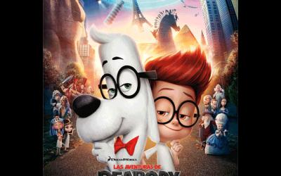 """Cine: """"Las aventuras de Peaboddy y Sherman"""""""