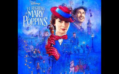"""Cine: """"El regreso de Mary Poppins"""""""