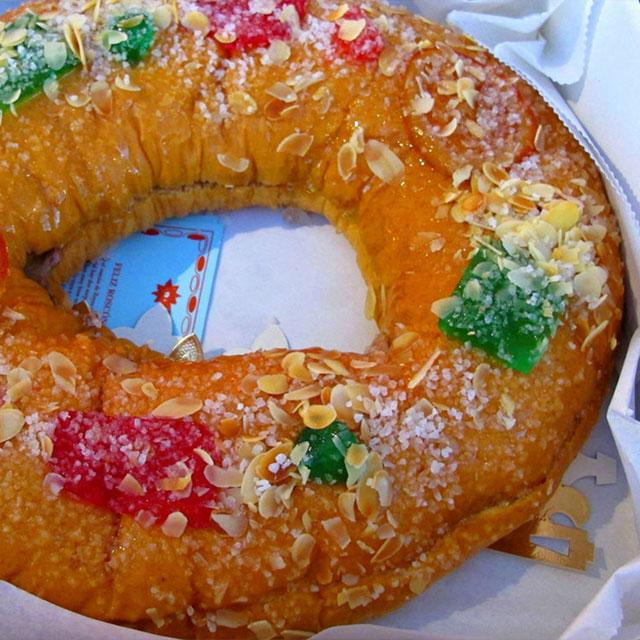 Taller: Roscón de Reyes.
