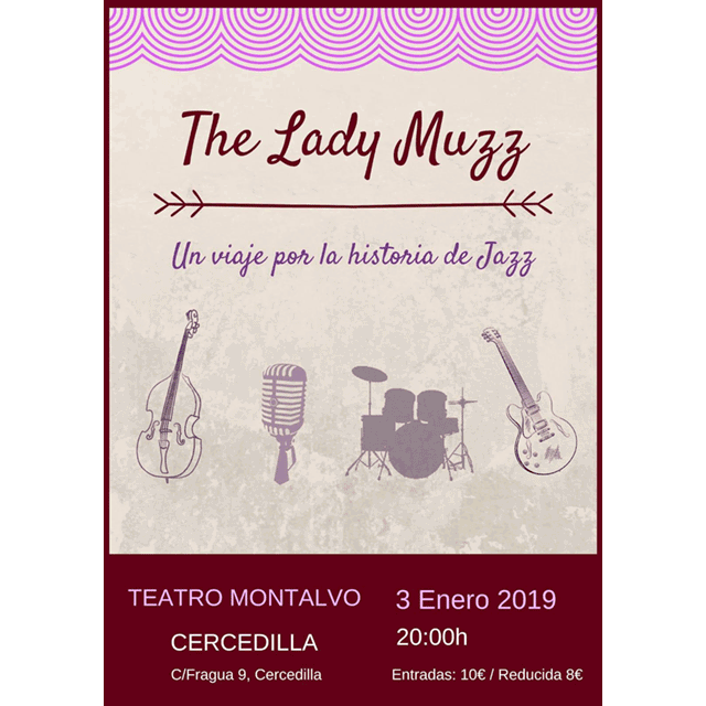 The Lady Muzz