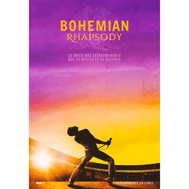 "Cine: ""Bohemian Rapsody"""
