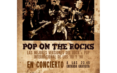 Pop On The Rocks.