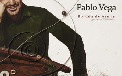 """Pablo Vega: """"Bordón de Arena"""""""