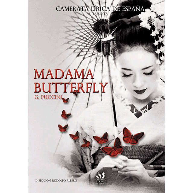 """""""Madame Butterfly"""""""