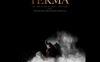 """""""Yerma, la belleza del trigo"""""""
