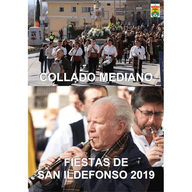 Fiestas de San Ildefonso y de la Virgen de la Paz.