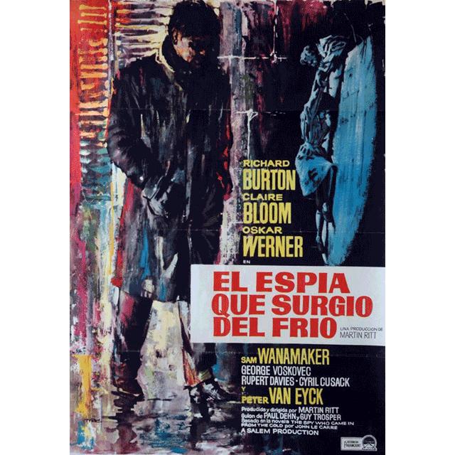 """Cine: """"El espía que surgió del frío"""""""