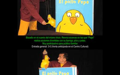 """""""El Pollo Pepe"""""""
