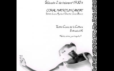 Coro Matritum Cantant: Gospel y Espirituales.