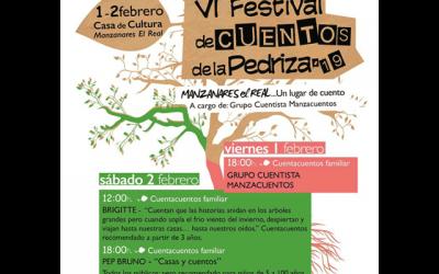 VI Festival de Cuentos de La Pedriza.