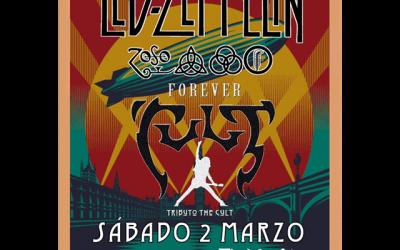 Last Zeppelin – Tributo a Led Zeppelin.