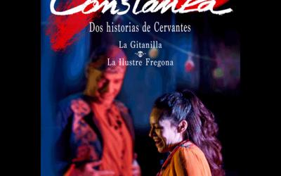 """Constanza. Dos historias de Cervantes"""