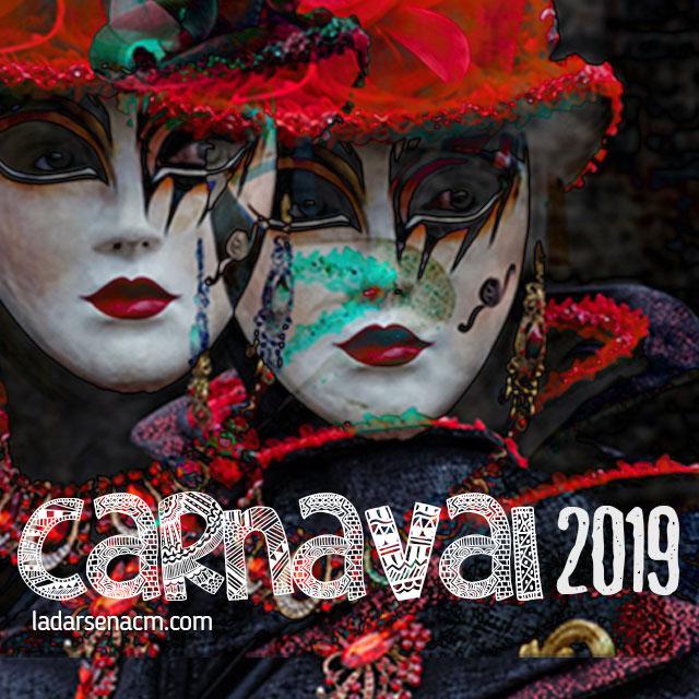 Carnaval 2019 en Navacerrada.