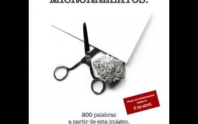 IV Concurso de Microrelatos 2019.