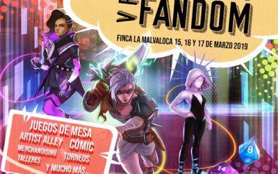 V Feria del Comic y Fandom (2019)