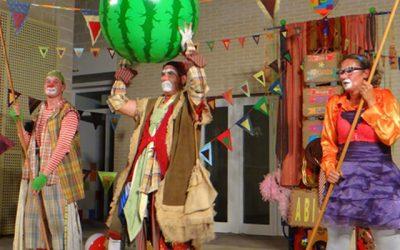 """Bolo & Claus Clowns: """"La feria"""""""