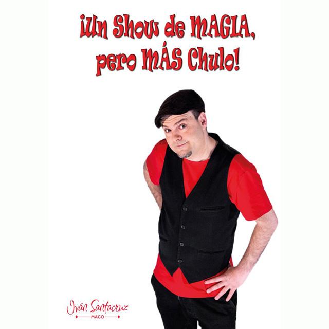 Iván Santacruz: Espectáculo infantil de magia.
