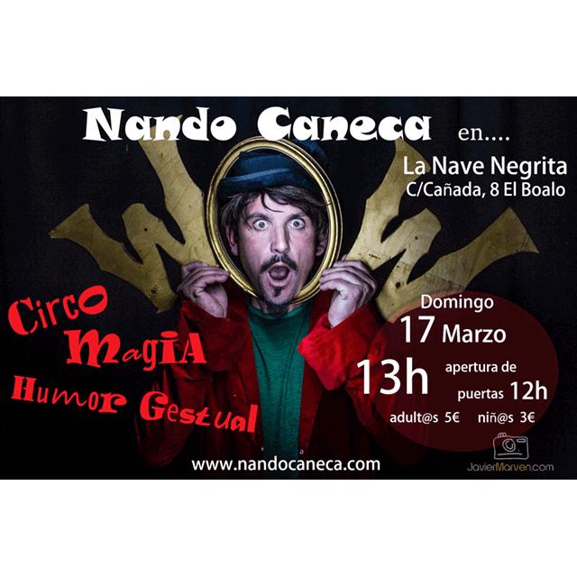 "Nando Caneca: ""Wooow"""