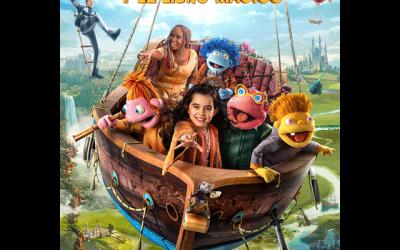 """Cine: """"La gran aventura de los Lunis y el libro mágico"""""""