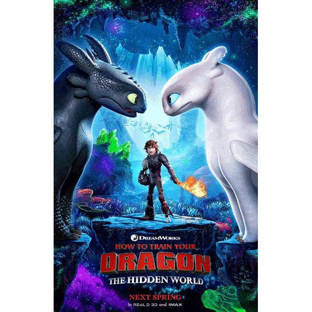 """Cine de verano: """"Cómo entrenar a tu dragón 3"""""""