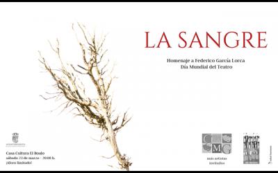 """La Sangre"". Homenaje a Lorca."