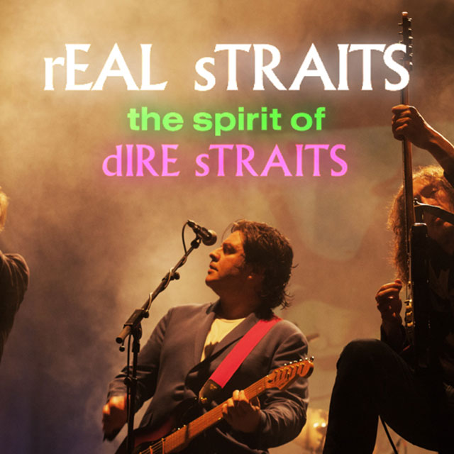 Real Straits