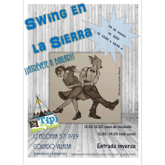 Swing en la Sierra.