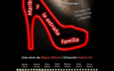 """""""Maribel y la extraña familia"""""""