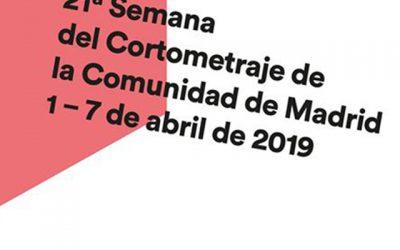 XXI Semana del Cortometraje de la Comunidad de Madrid (2019)