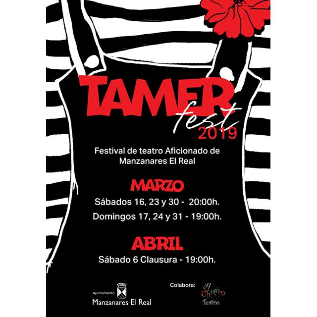 I Festival de Teatro Aficionado TamerFest (2019)