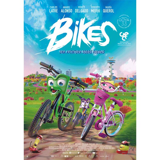Cine de verano: «Bikes»