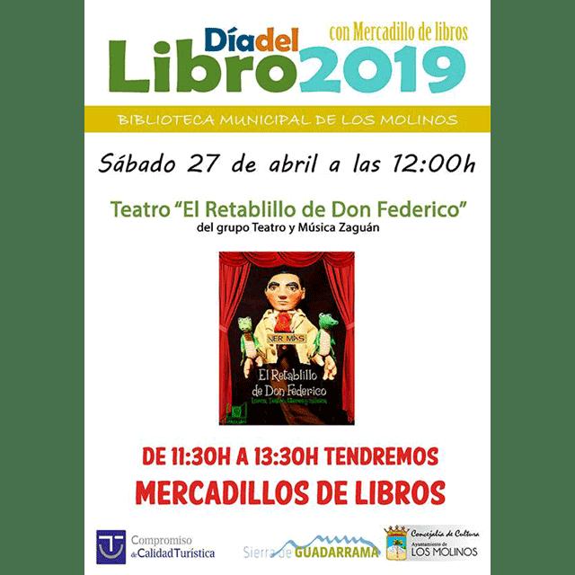 Día del Libro 2019 en Los Molinos.