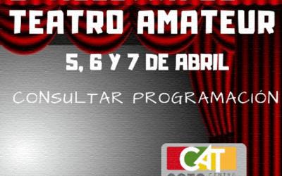 II Muestra de Teatro Amateur de Soto del Real.