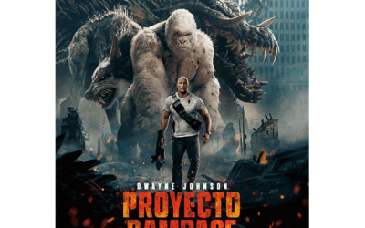"Cine: ""Proyecto Rampage"""