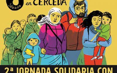 II Jornada solidaria con las personas refugiadas.